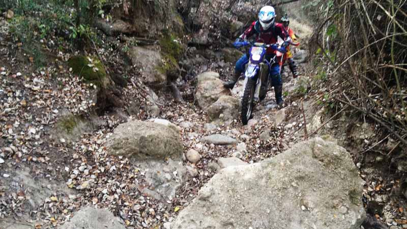 cursos conduccion enduro y trail 1