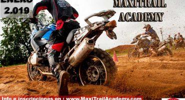 curso conduccion offroad maxitrail