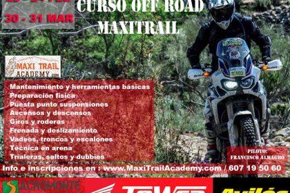 CURSO-MAXITRAIL