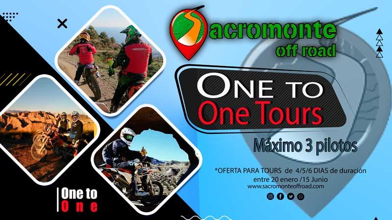 tours guiados MOTO OFFROAD