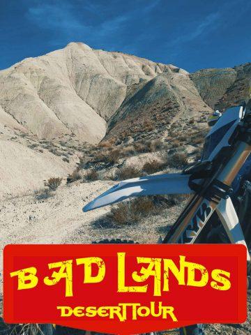 tour maxitrail desierto